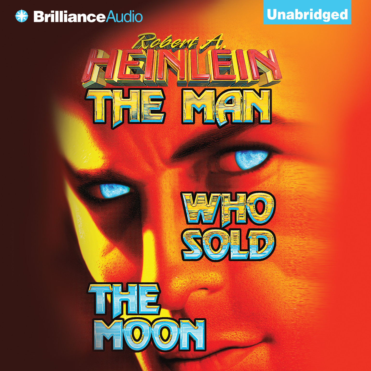 Printable The Man Who Sold the Moon Audiobook Cover Art