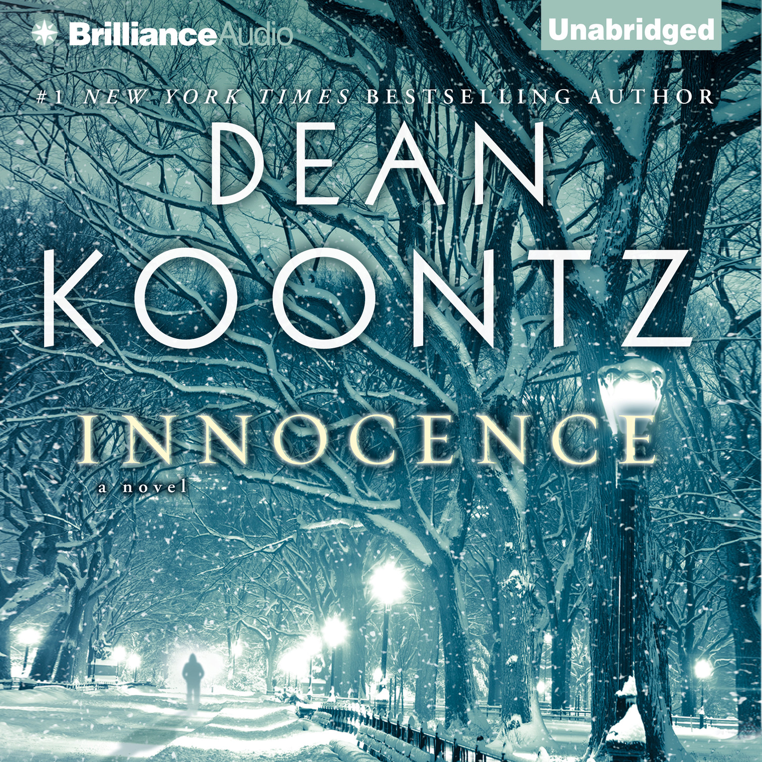 Printable Innocence: A Novel Audiobook Cover Art
