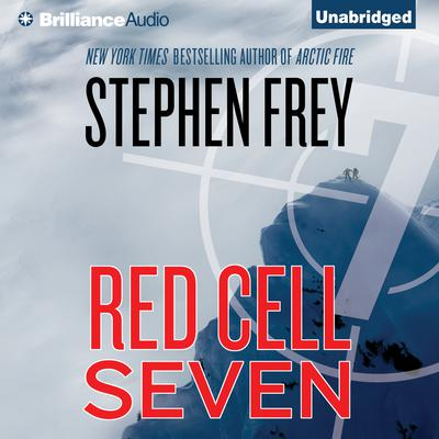 Red Cell Seven Audiobook, by Stephen Frey