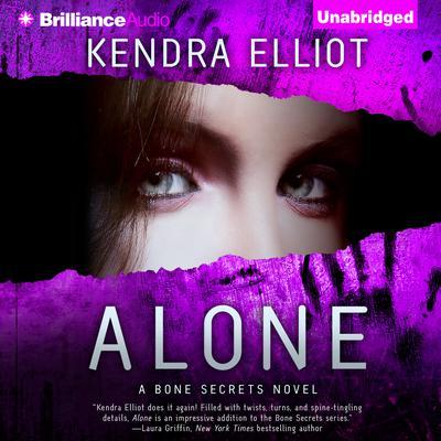 Alone Audiobook, by Kendra Elliot