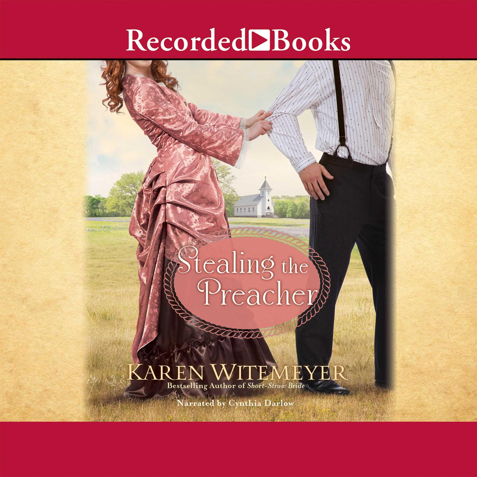 Printable Stealing the Preacher Audiobook Cover Art