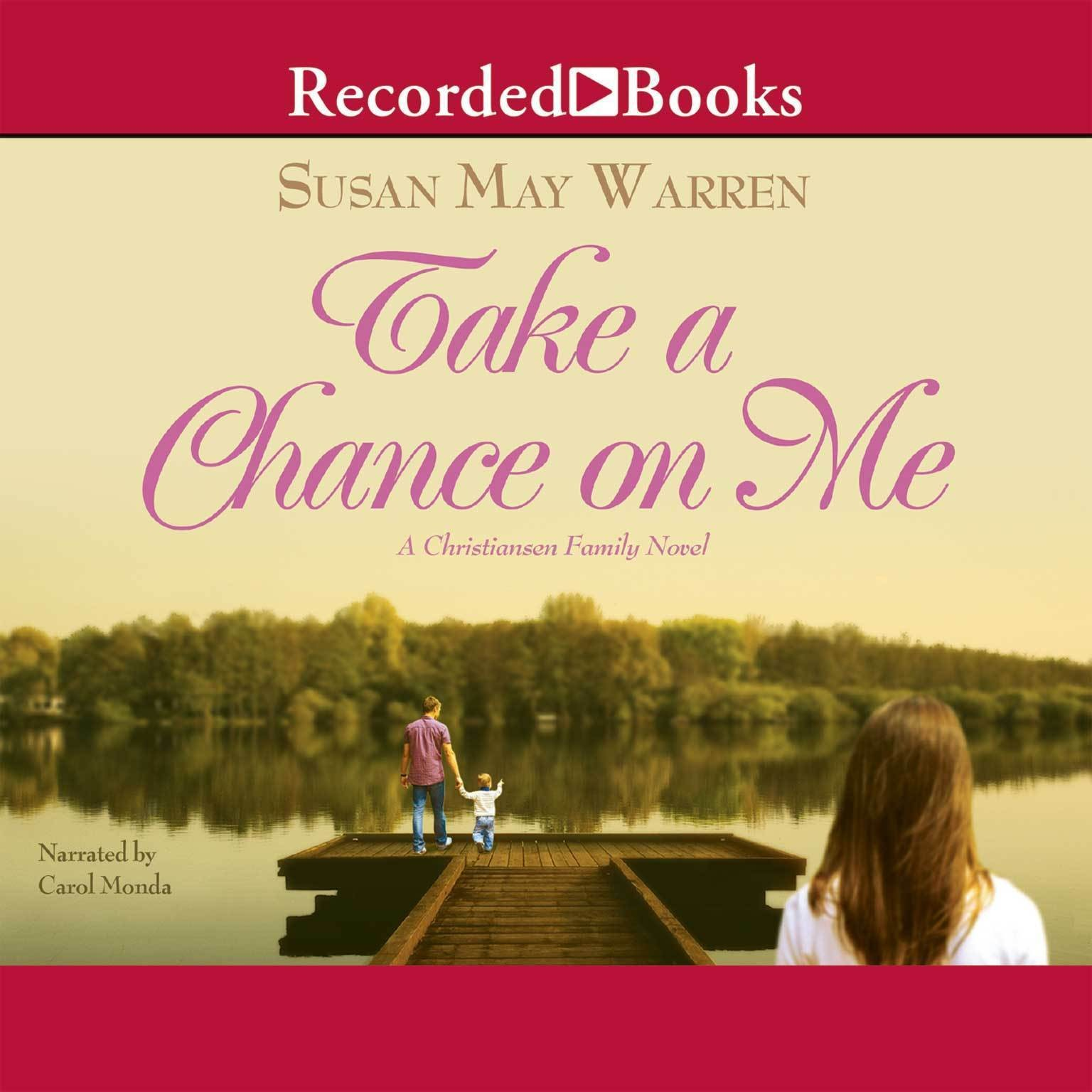Printable Take a Chance on Me Audiobook Cover Art
