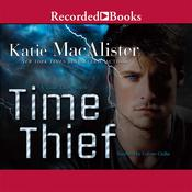 Time Thief Audiobook, by Katie MacAlister