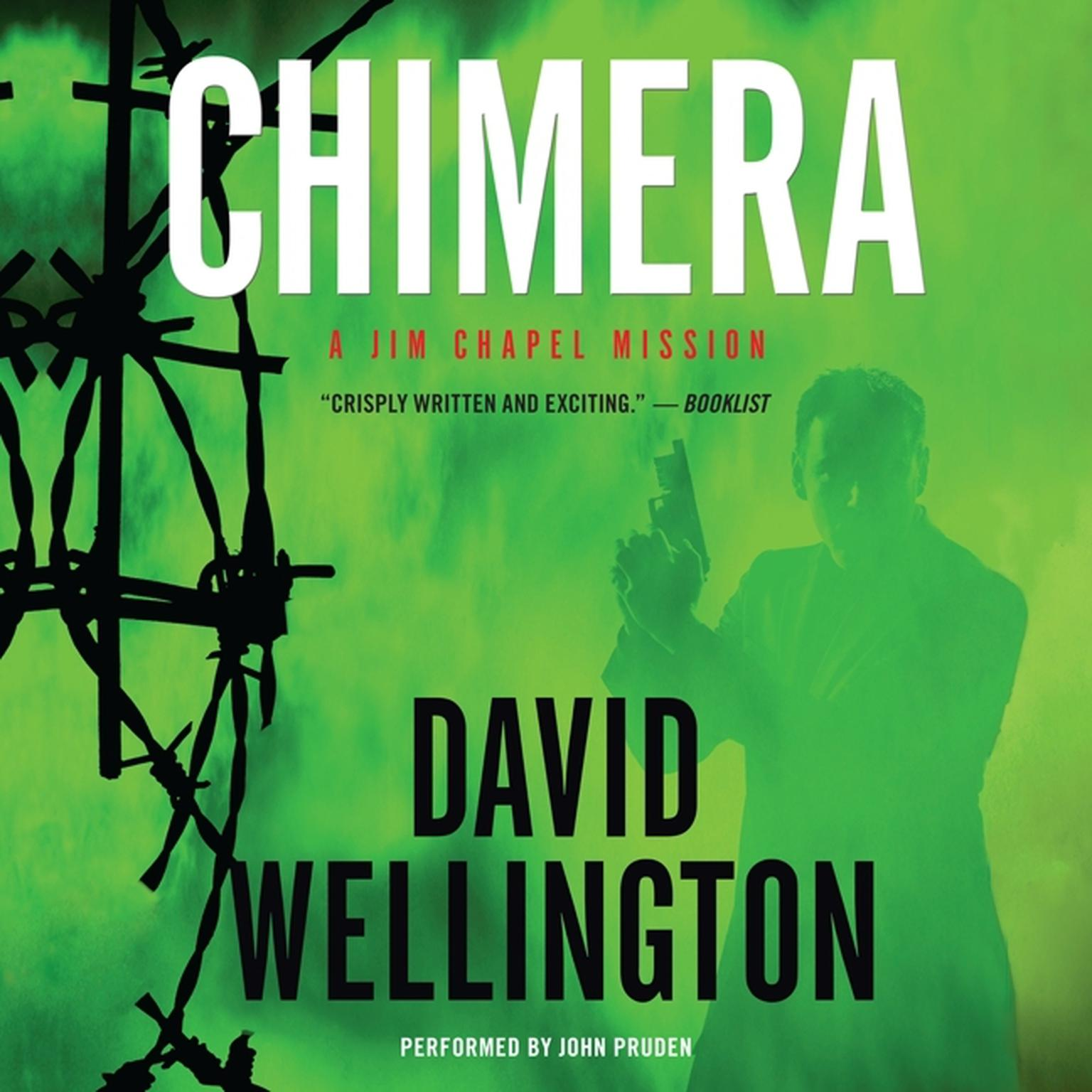 Printable Chimera: A Jim Chapel Mission Audiobook Cover Art