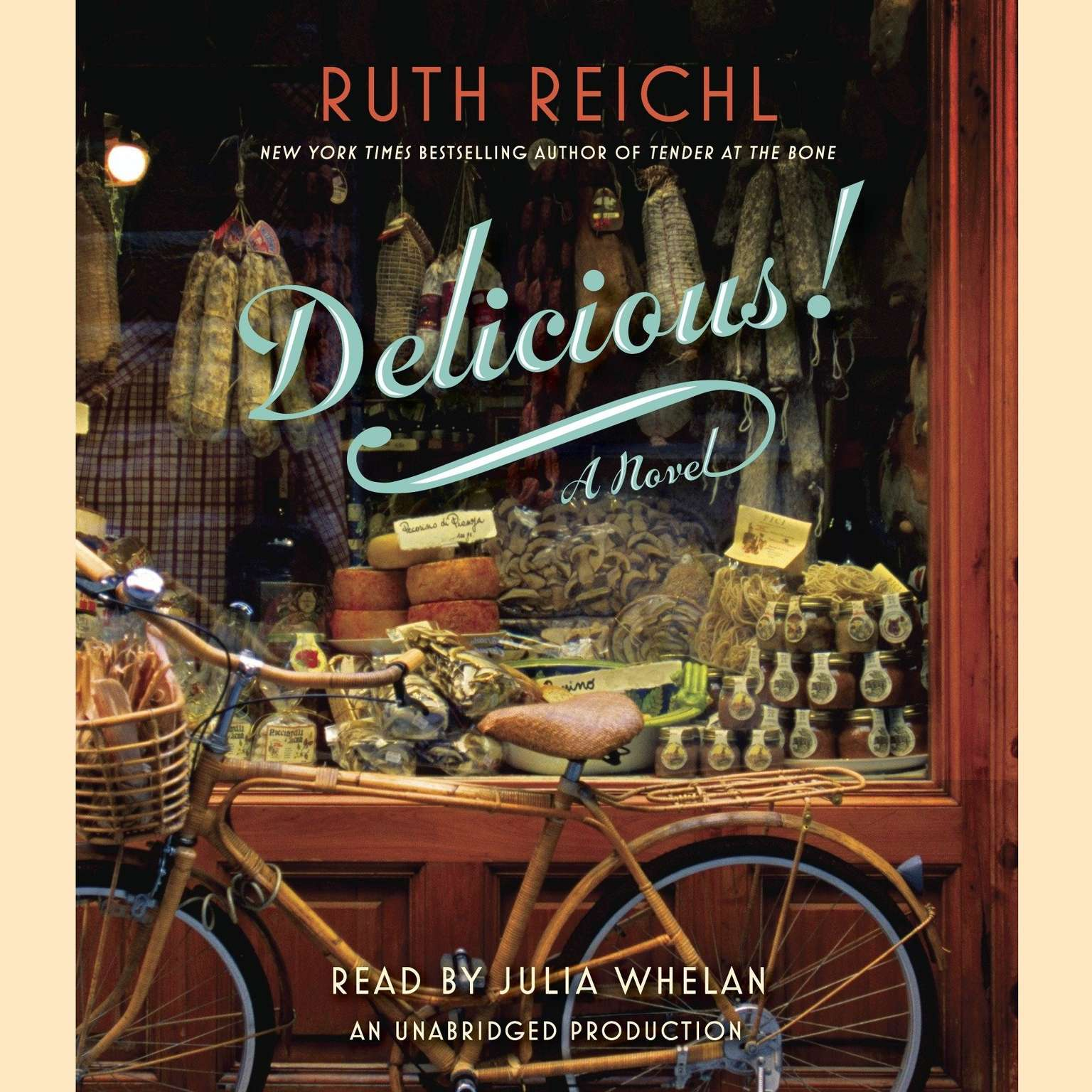 Printable Delicious!: A Novel Audiobook Cover Art
