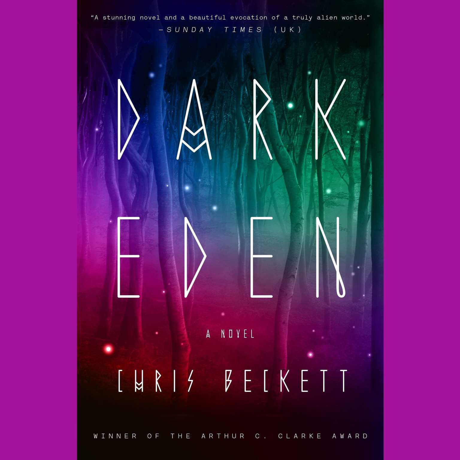 Printable Dark Eden: A Novel Audiobook Cover Art