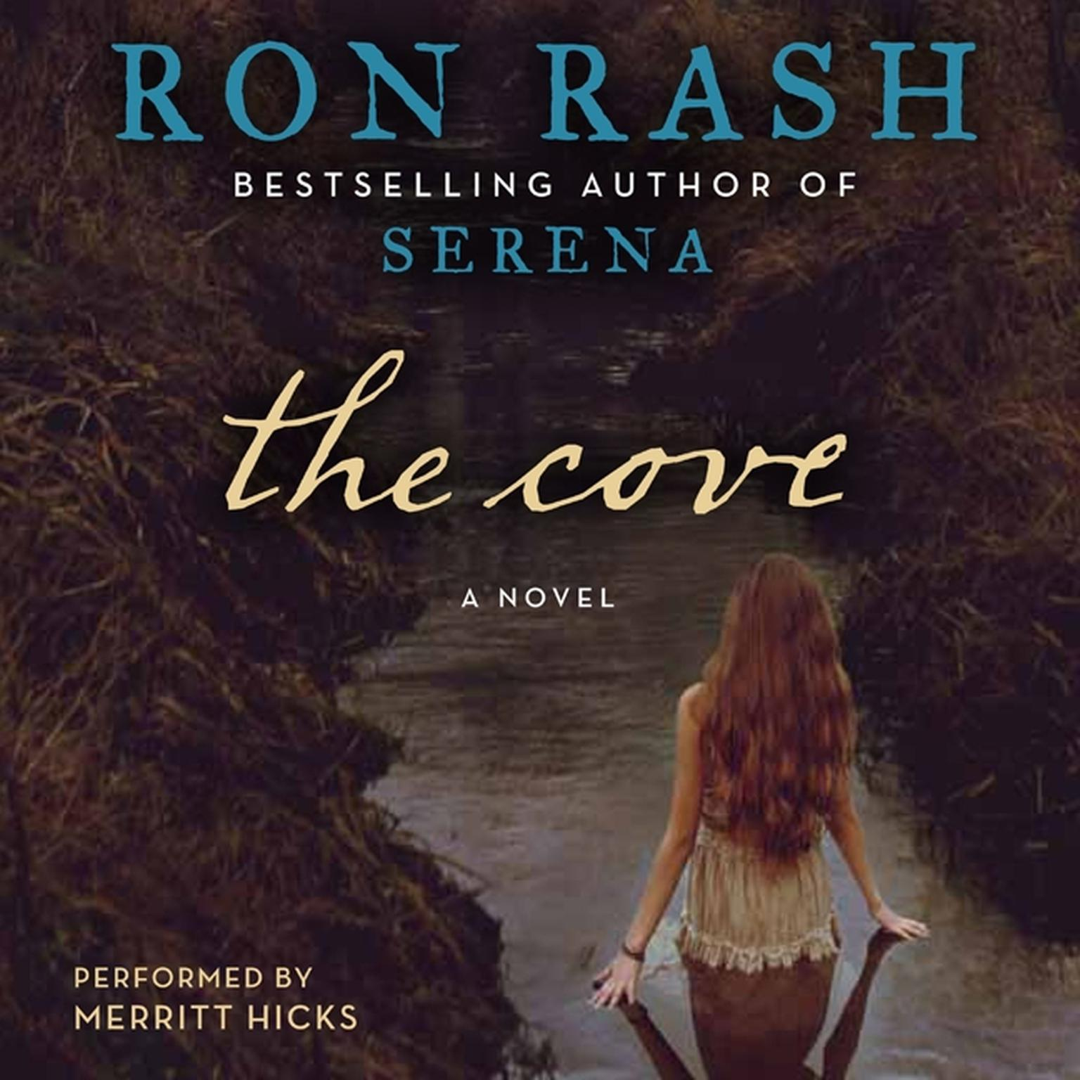 Printable The Cove Audiobook Cover Art