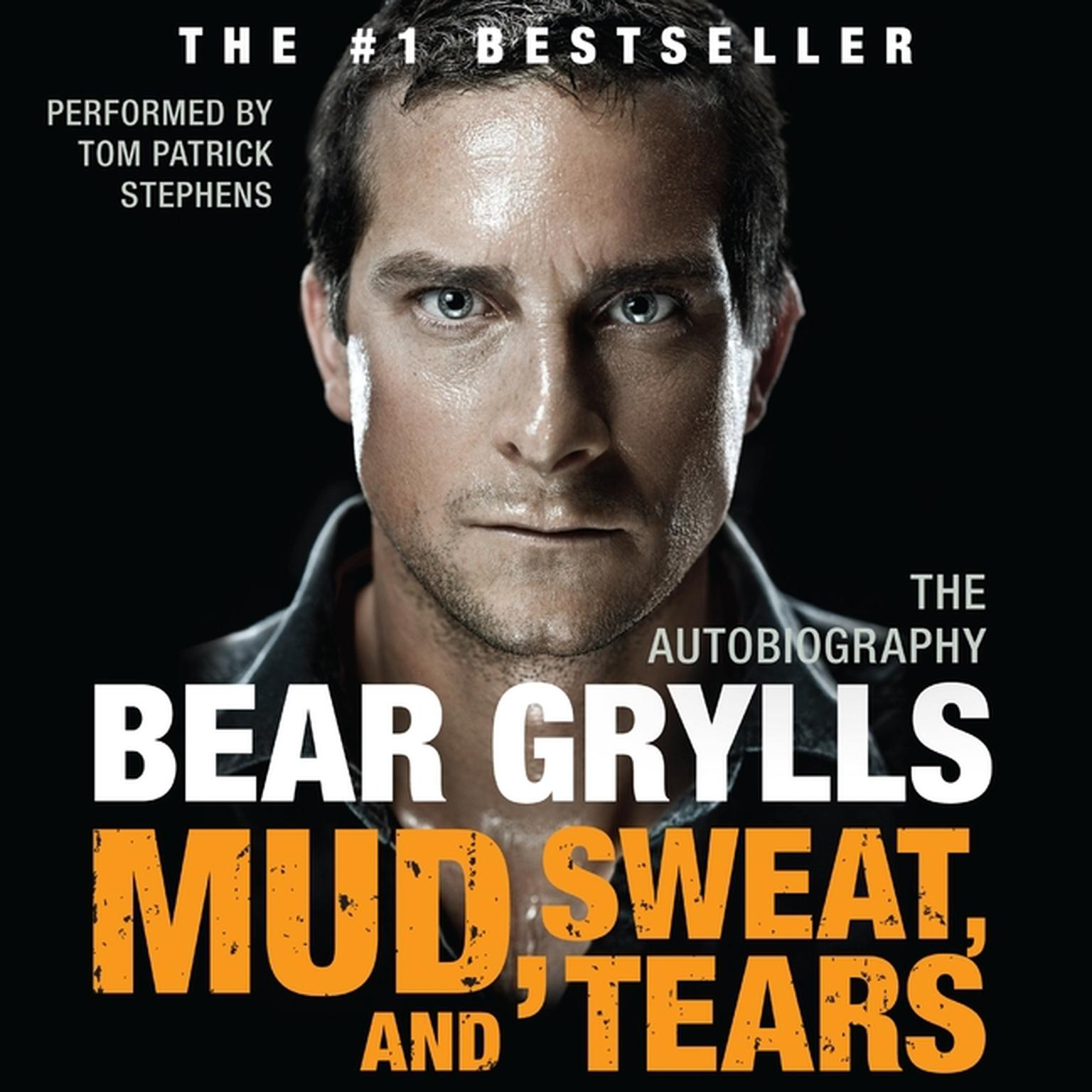 Printable Mud, Sweat, and Tears: The Autobiography Audiobook Cover Art