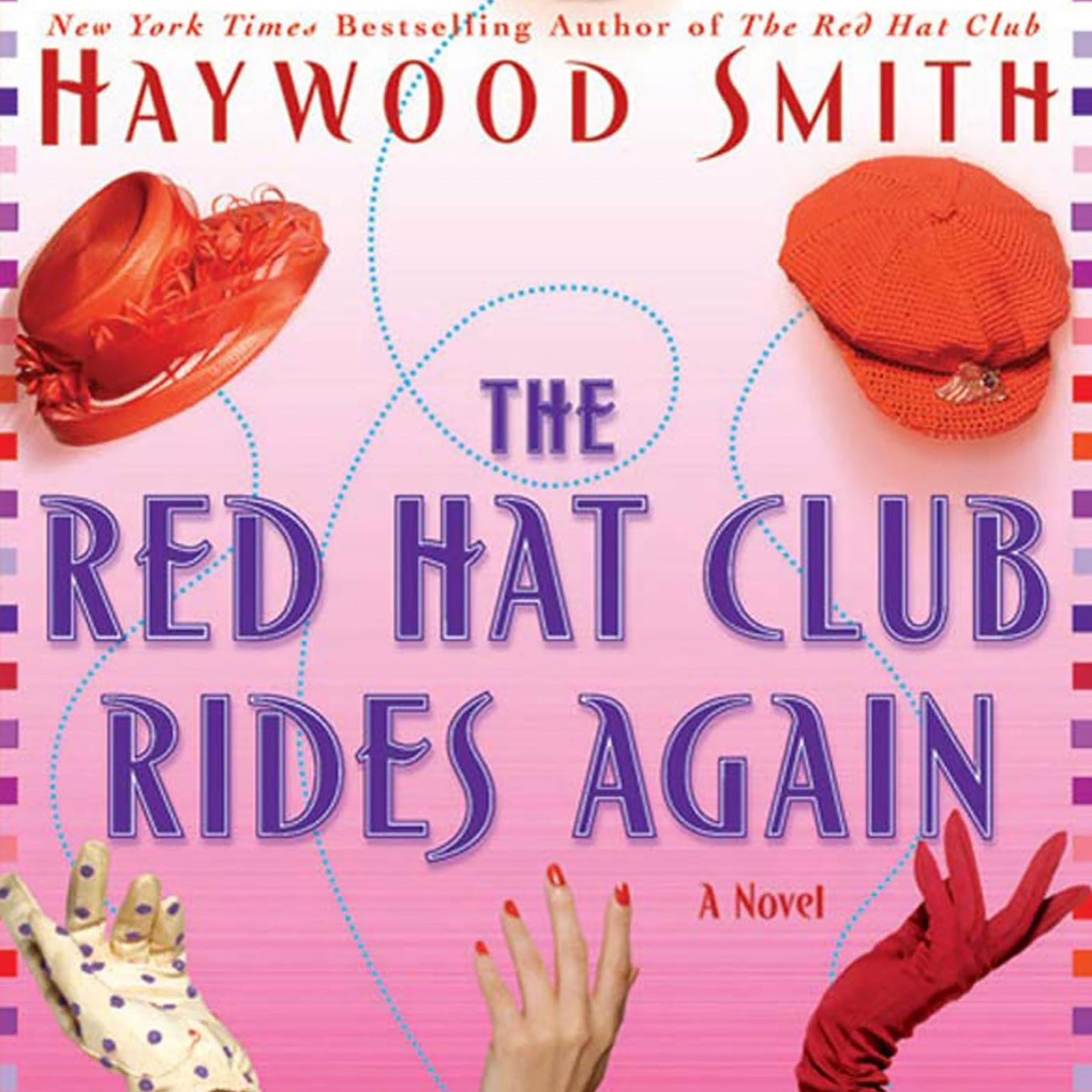 Printable The Red Hat Club Rides Again: A Novel Audiobook Cover Art