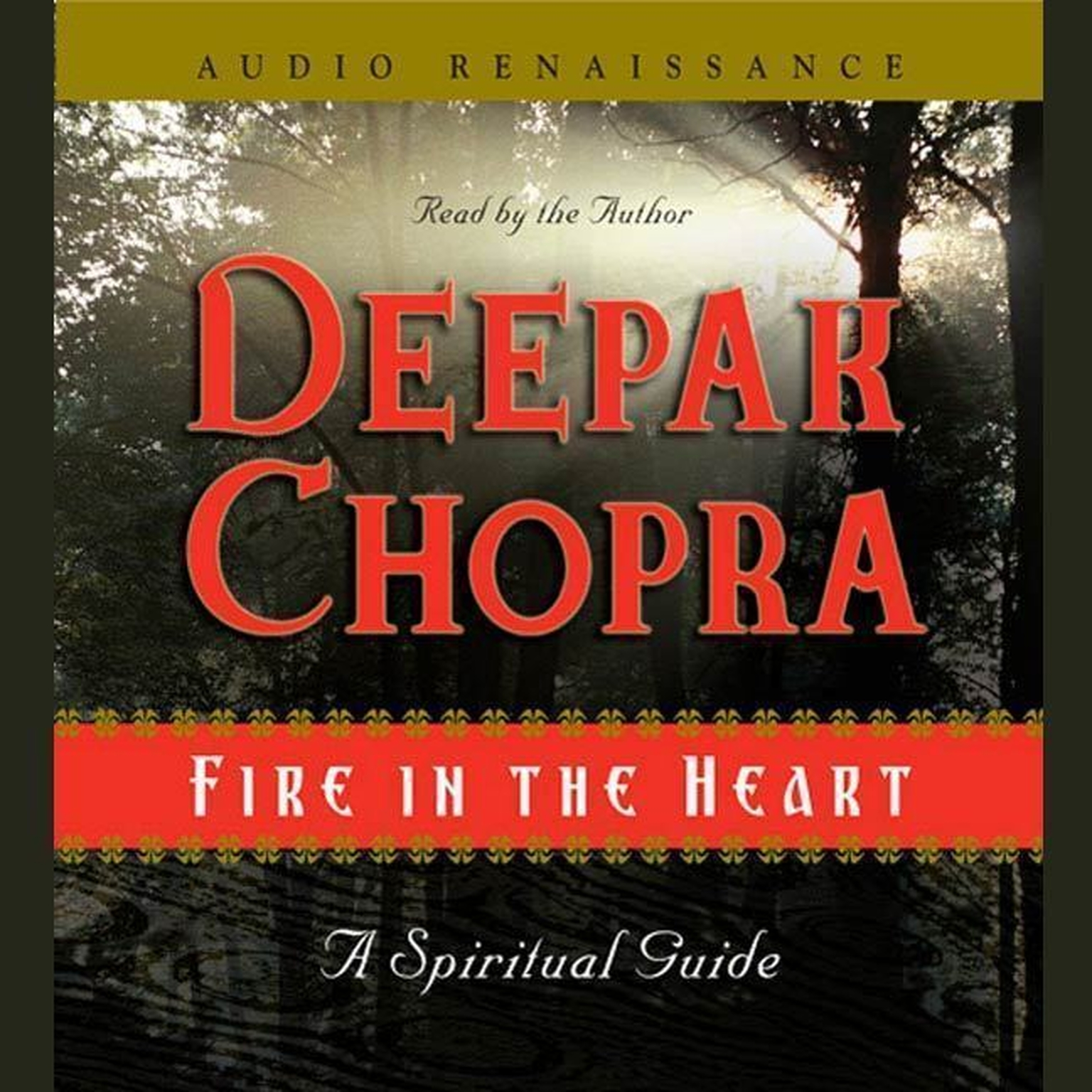 Printable Fire in the Heart: A Spiritual Guide Audiobook Cover Art