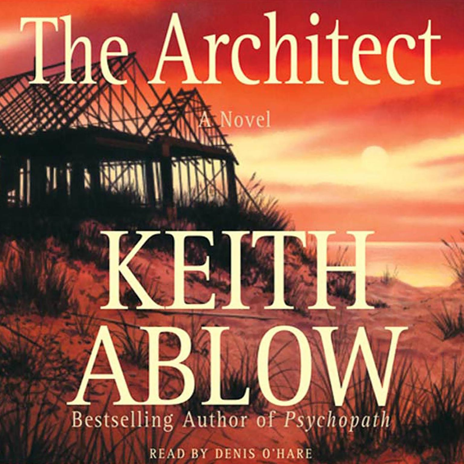 Printable The Architect: A Novel Audiobook Cover Art