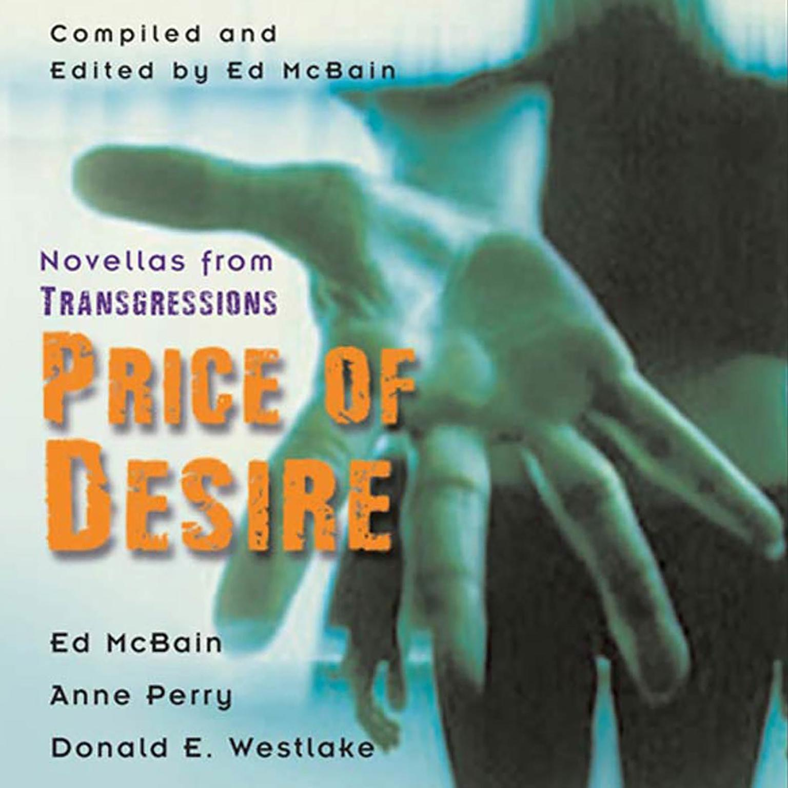 Printable Transgressions: Price of Desire: Three Novellas from Transgressions Audiobook Cover Art