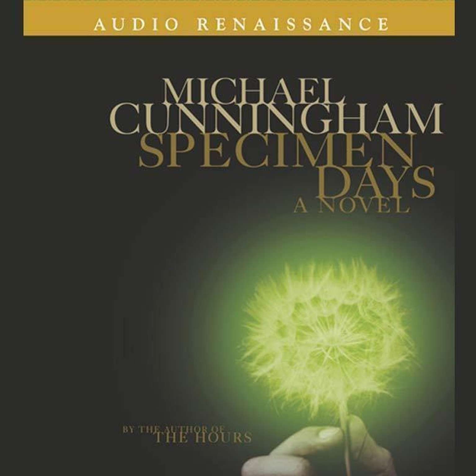 Printable Specimen Days: A Novel Audiobook Cover Art