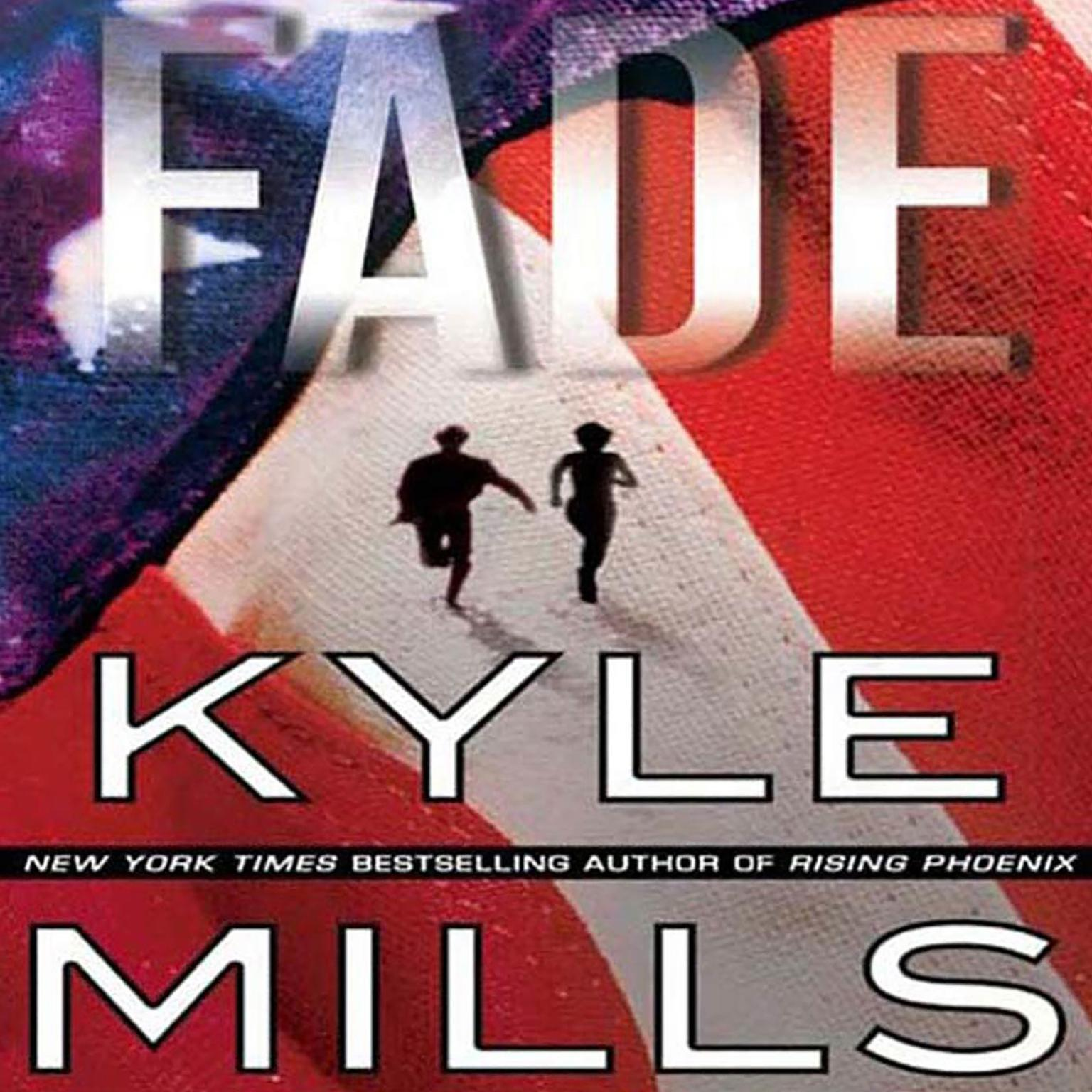 Printable Fade Audiobook Cover Art