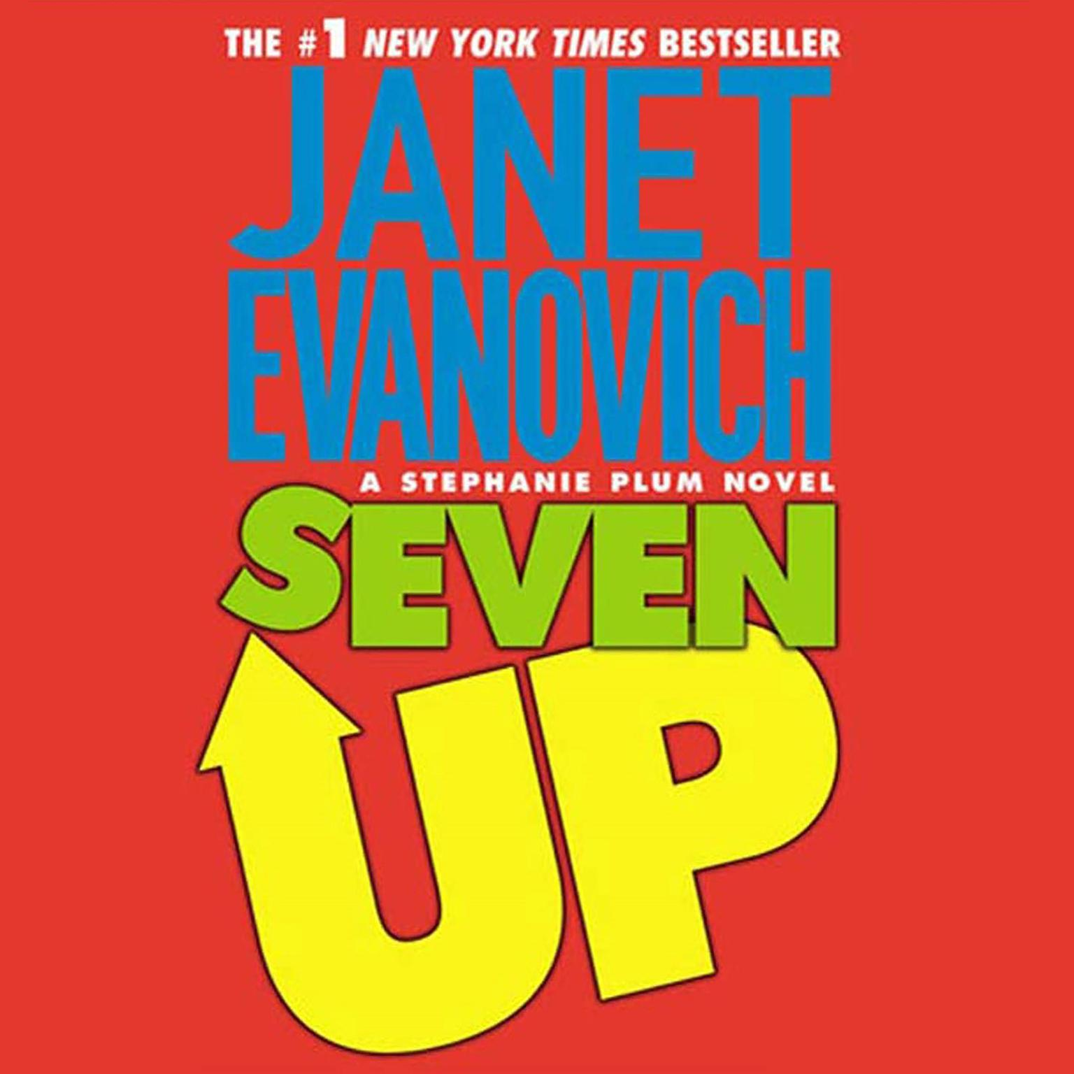 Printable Seven Up: A Stephanie Plum Novel Audiobook Cover Art