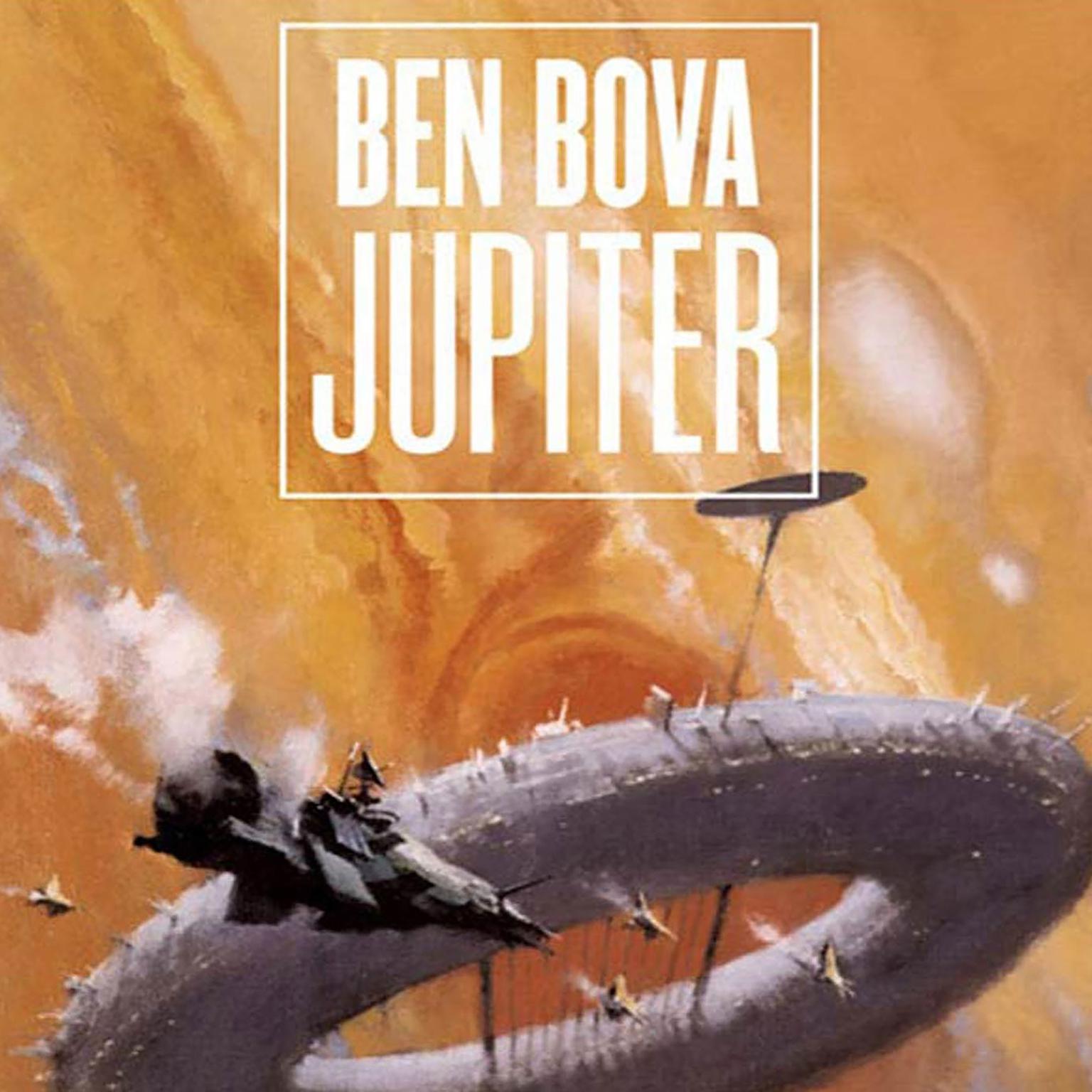 Printable Jupiter: A Novel Audiobook Cover Art