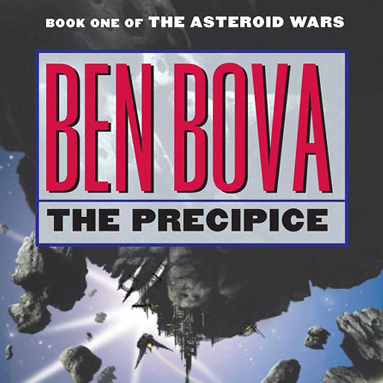 Printable The Precipice: A Novel Audiobook Cover Art