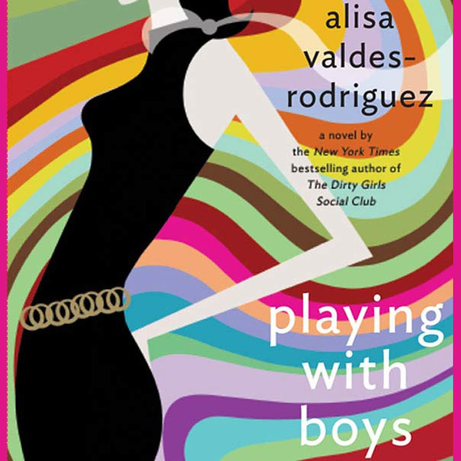 Printable Playing with Boys: A Novel Audiobook Cover Art