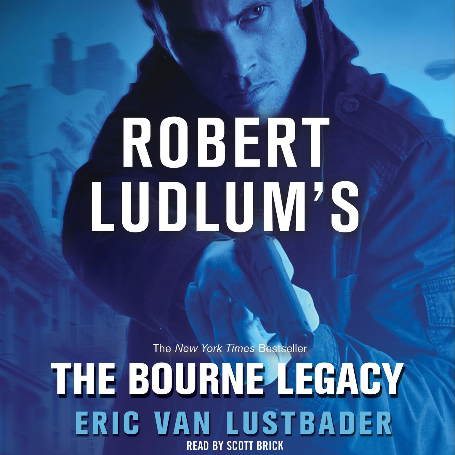 Printable The Bourne Legacy Audiobook Cover Art