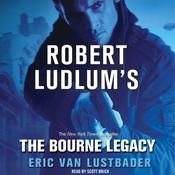 The Bourne Legacy Audiobook, by Eric Van Lustbader