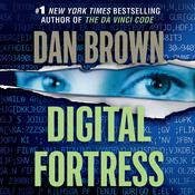 Digital Fortress Audiobook, by Dan Brown, Paul Michael