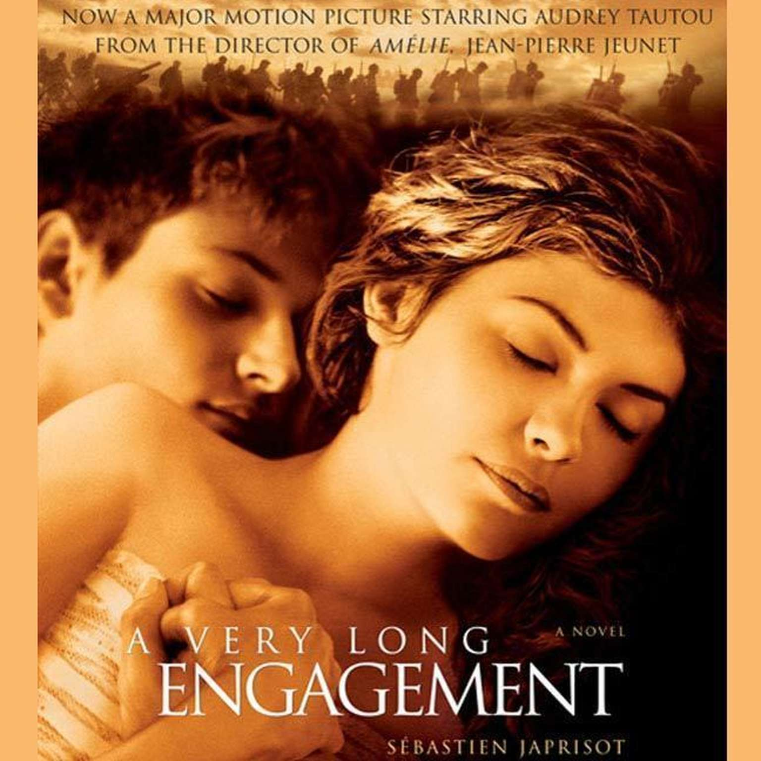 Printable A Very Long Engagement: A Novel Audiobook Cover Art