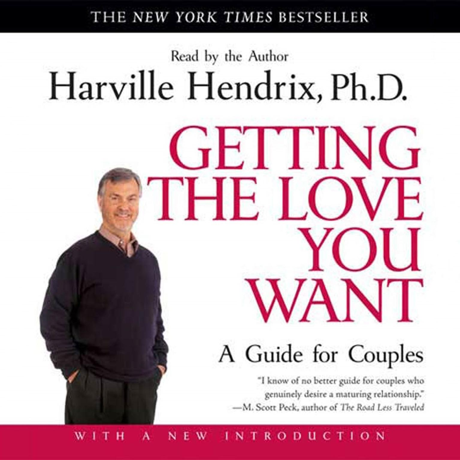 Printable Getting the Love You Want: A Guide for Couples Audiobook Cover Art