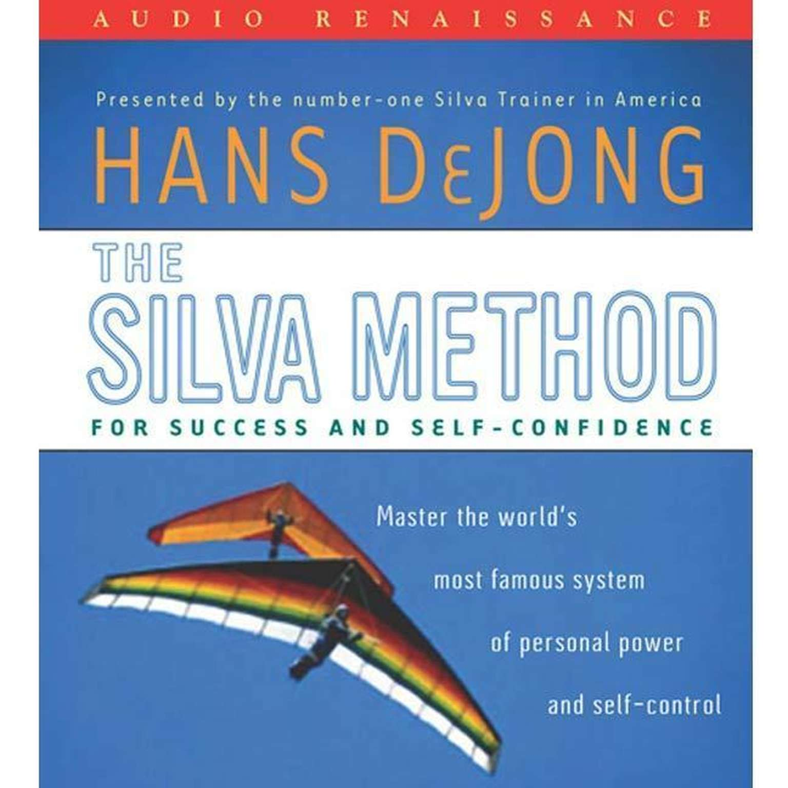Printable The Silva Method for Success and Self-Confidence Audiobook Cover Art