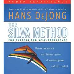 The Silva Method for Success and Self-Confidence Audiobook, by Hans DeJong