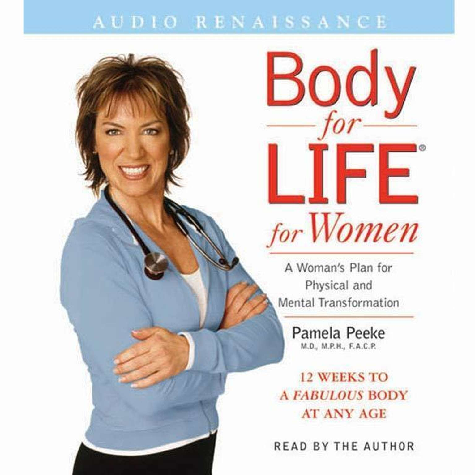 Printable Body for Life for Women: 12 Weeks to a Firm, Fit, Fabulous Body at Any Age Audiobook Cover Art