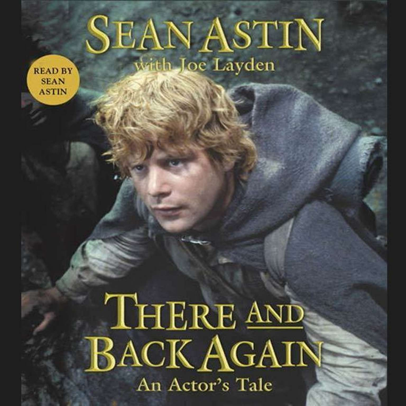 Printable There and Back Again: An Actor's Tale Audiobook Cover Art