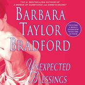 Unexpected Blessings Audiobook, by Barbara Taylor Bradford