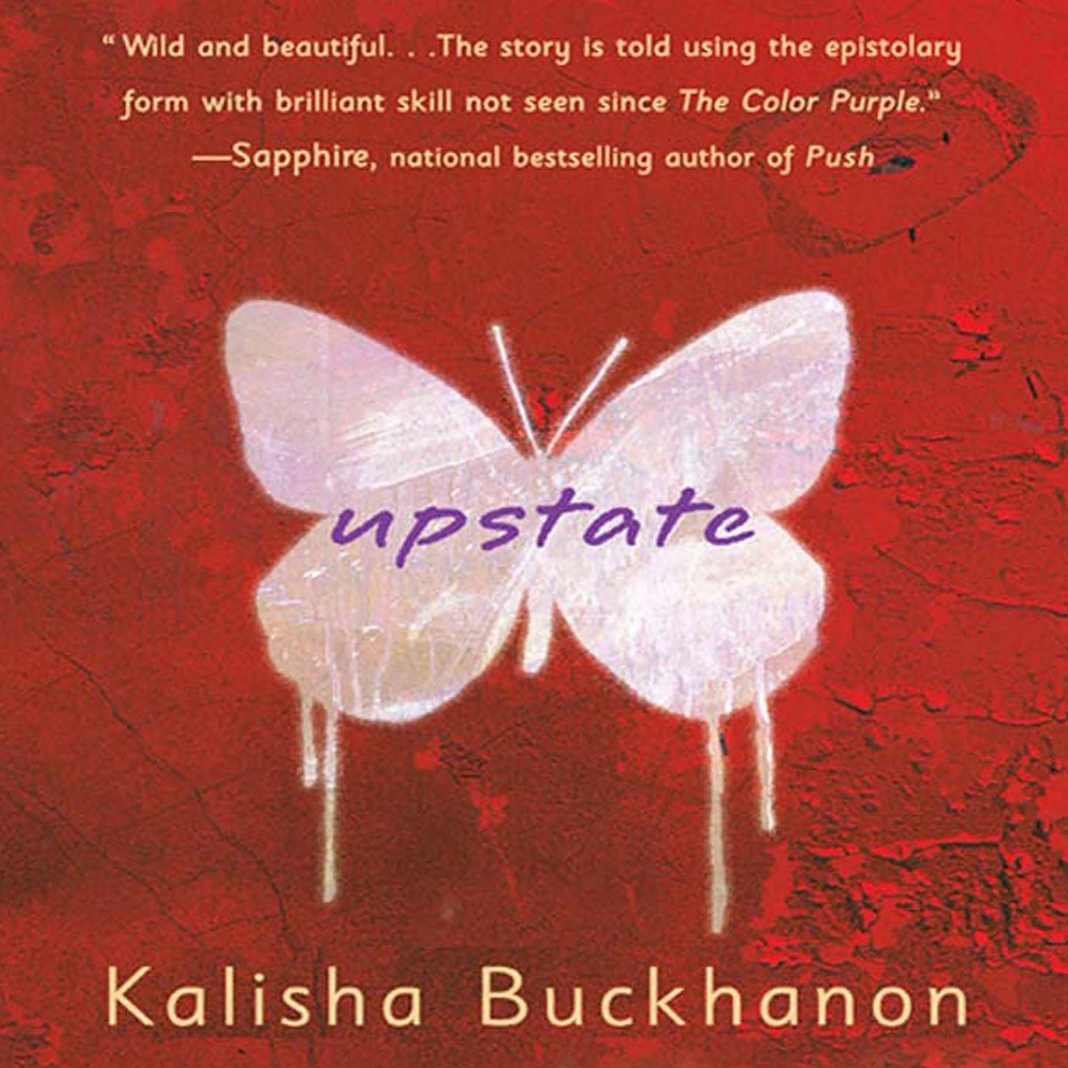 Printable Upstate: A Novel Audiobook Cover Art