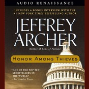 Honor Among Thieves Audiobook, by Jeffrey Archer