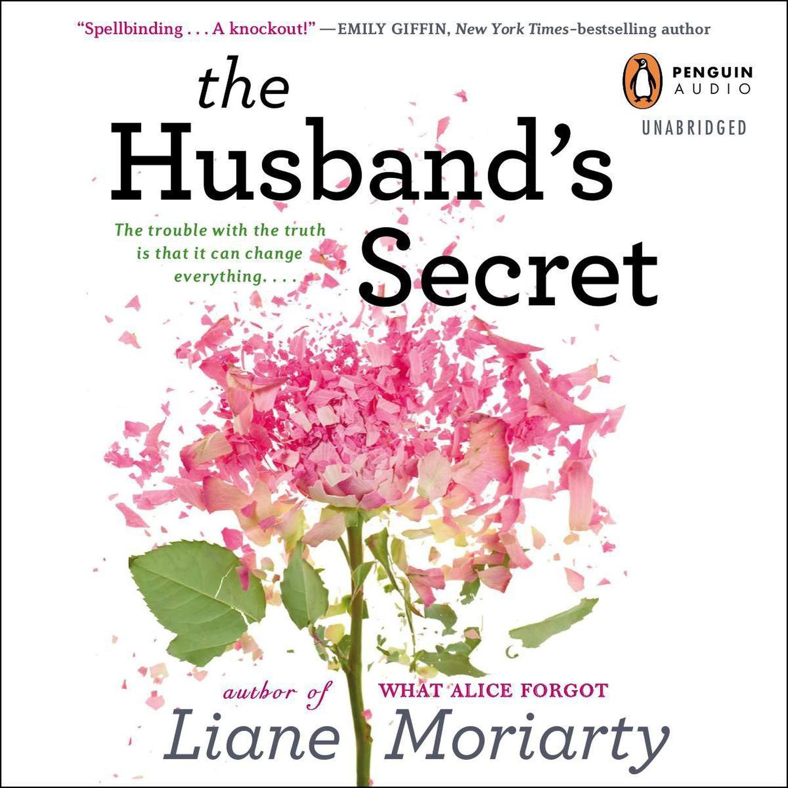 Printable The Husband's Secret Audiobook Cover Art
