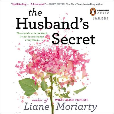 The Husbands Secret Audiobook, by Liane Moriarty
