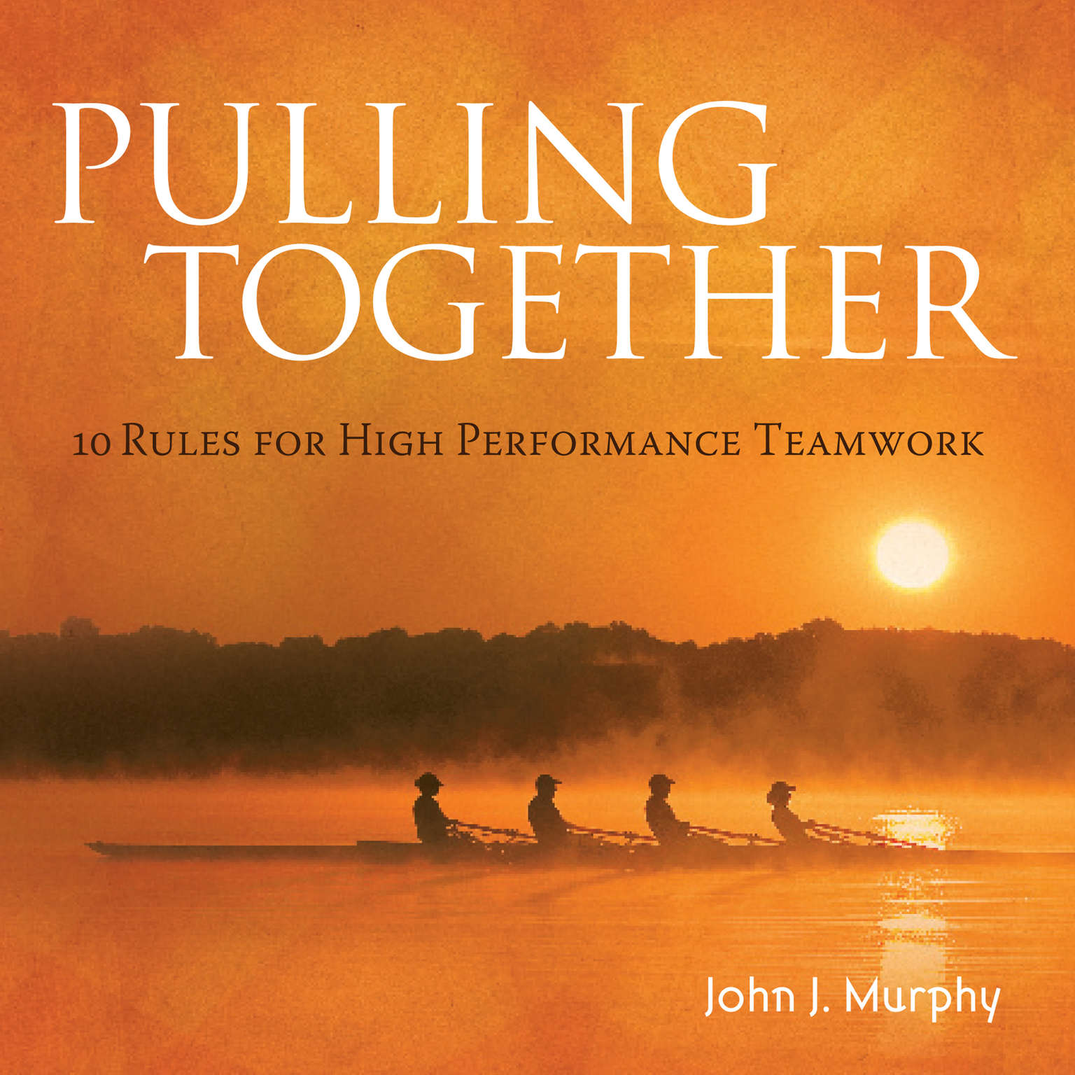 Printable Pulling together: 10 Rules for High Performance Teamwork Audiobook Cover Art
