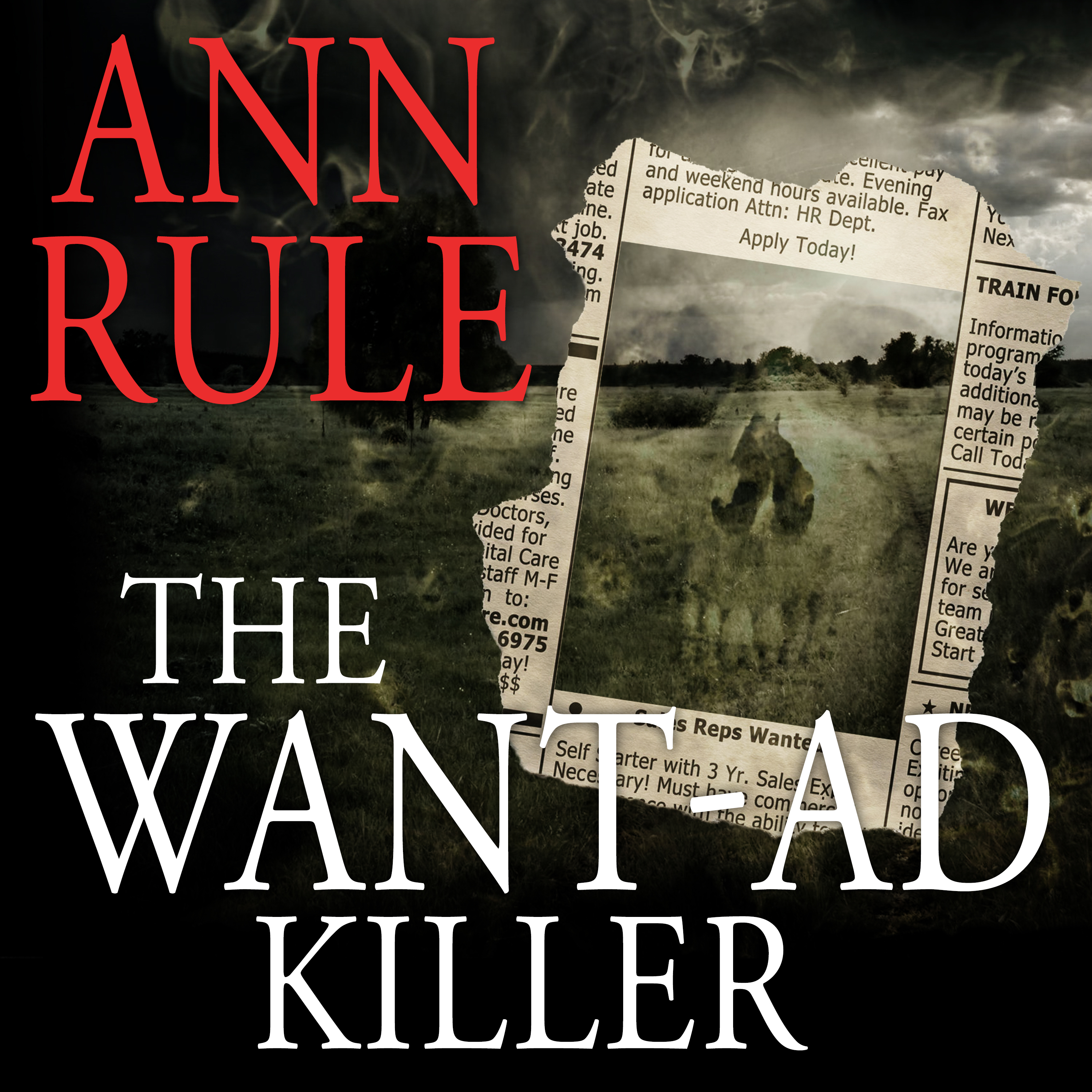 Printable The Want-Ad Killer Audiobook Cover Art