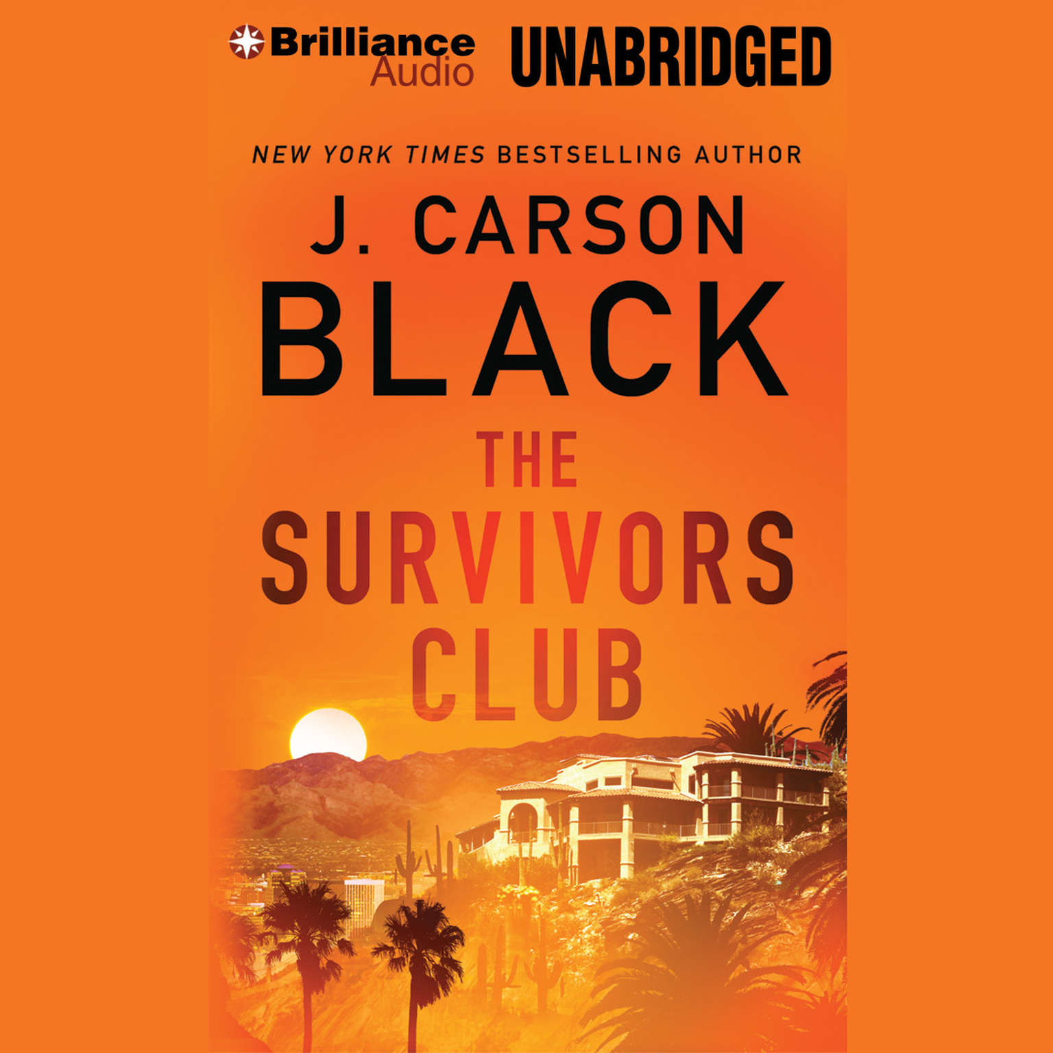 Printable The Survivors Club Audiobook Cover Art
