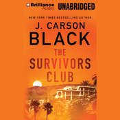 The Survivors Club Audiobook, by J. Carson Black