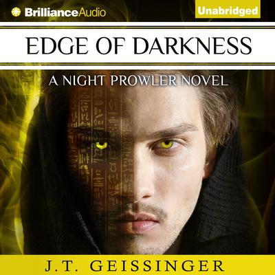 Edge of Darkness Audiobook, by J. T. Geissinger