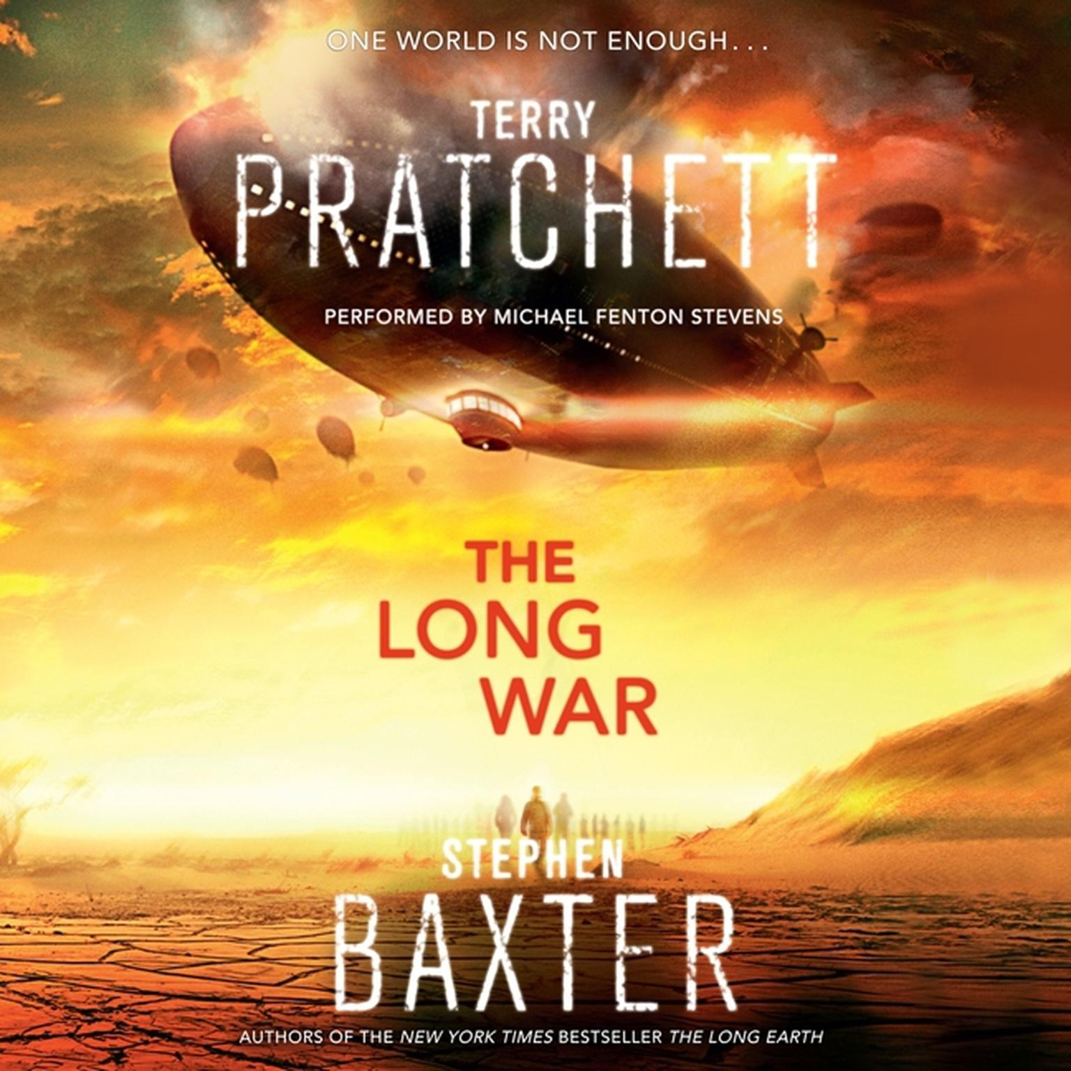 Printable The Long War Audiobook Cover Art