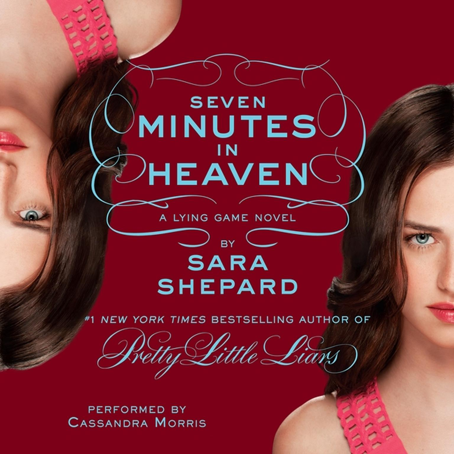 Printable Seven Minutes in Heaven Audiobook Cover Art