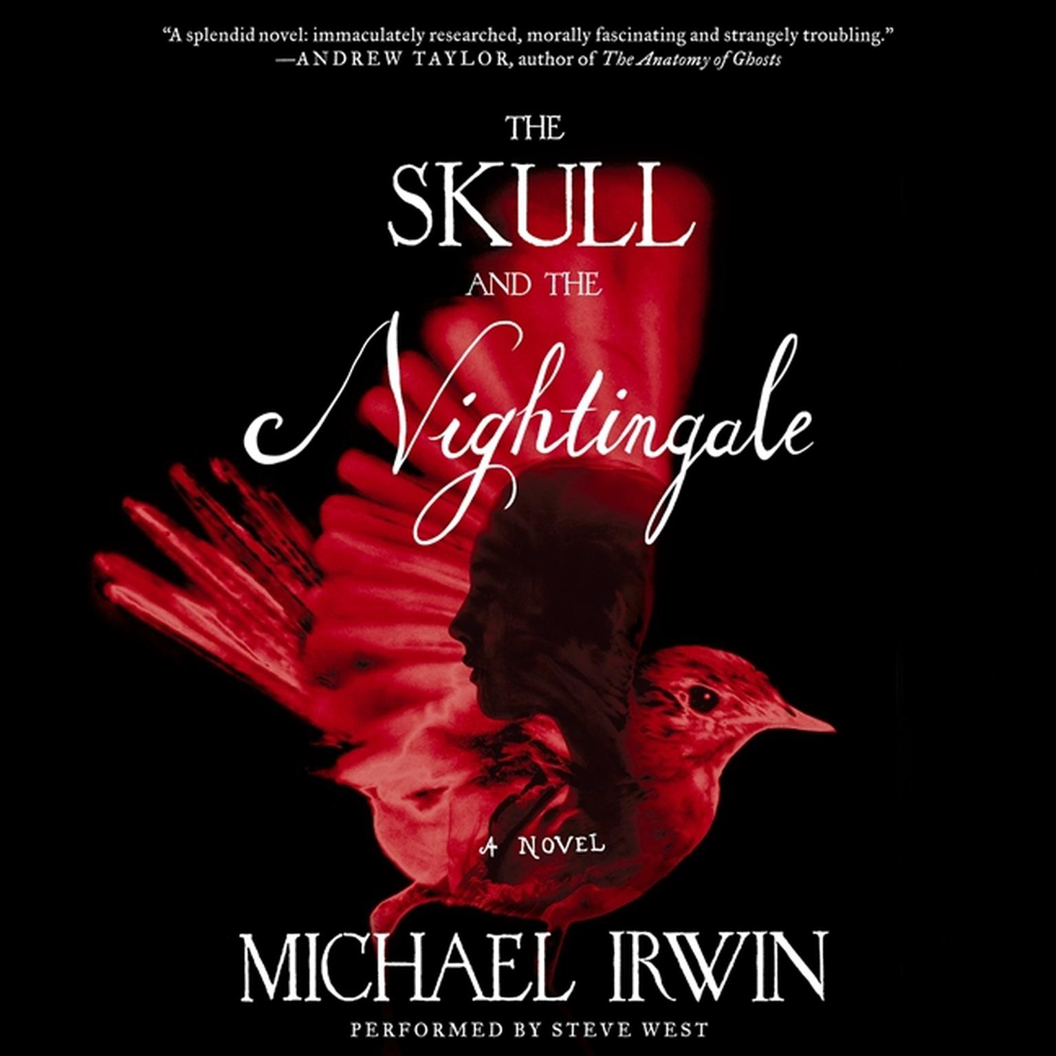 Printable The Skull and the Nightingale Audiobook Cover Art