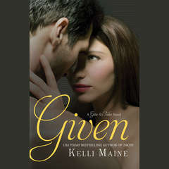 Given Audiobook, by Kelli Maine