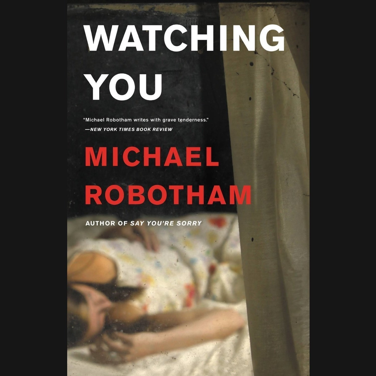 Printable Watching You Audiobook Cover Art