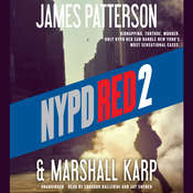 NYPD Red 2 Audiobook, by James Patterson, Marshall Karp