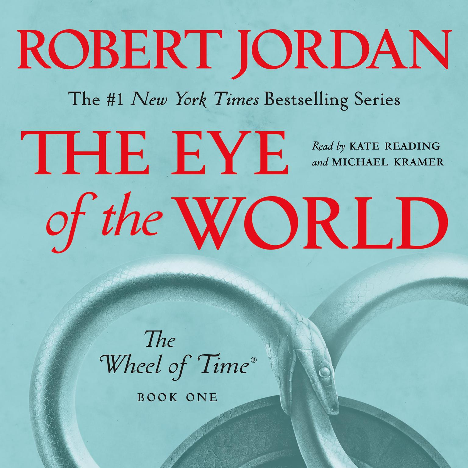 Printable The Eye of the World: Book One of 'The Wheel of Time' Audiobook Cover Art