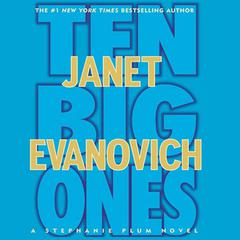 Ten Big Ones: A Stephanie Plum Novel Audiobook, by