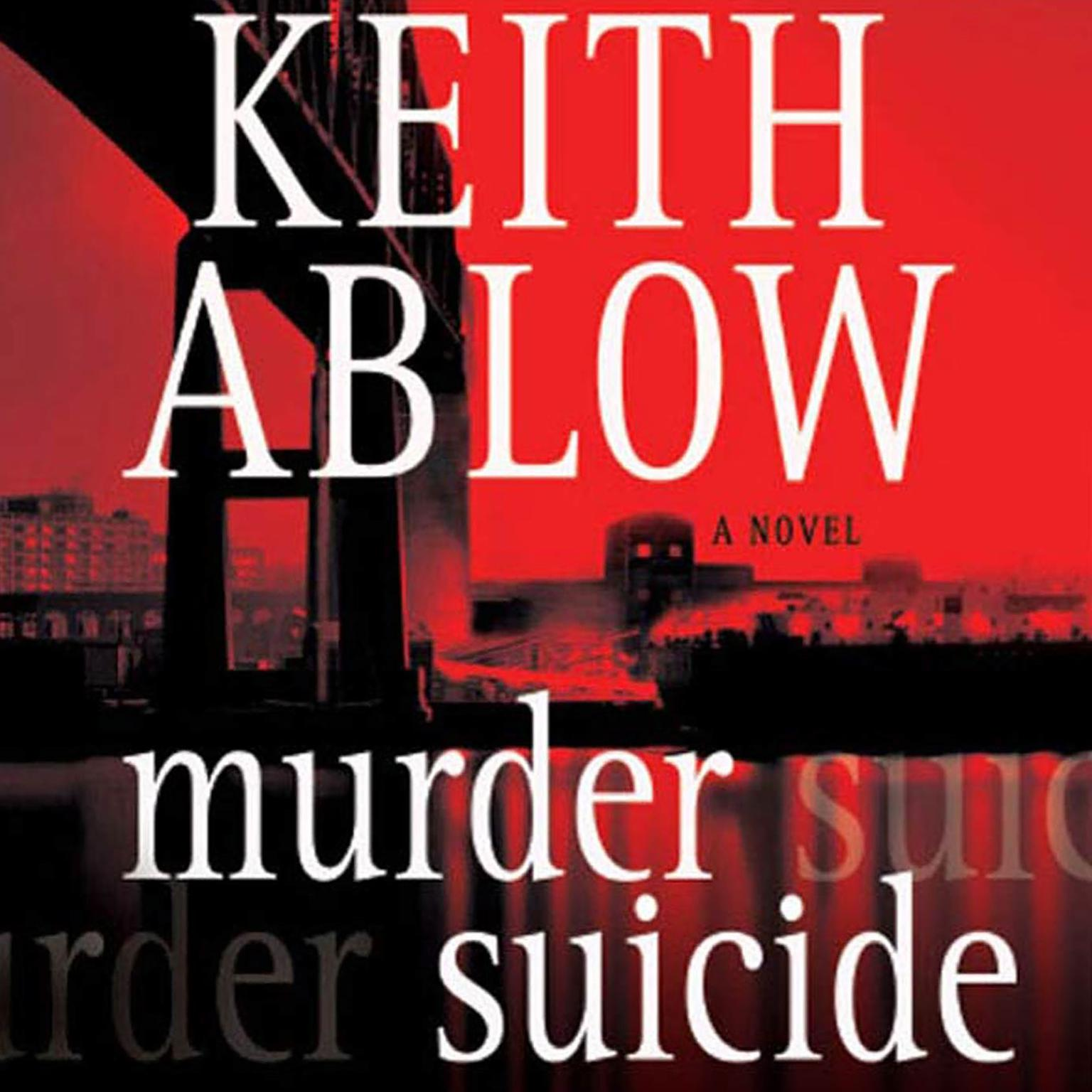 Printable Murder Suicide: A Novel Audiobook Cover Art